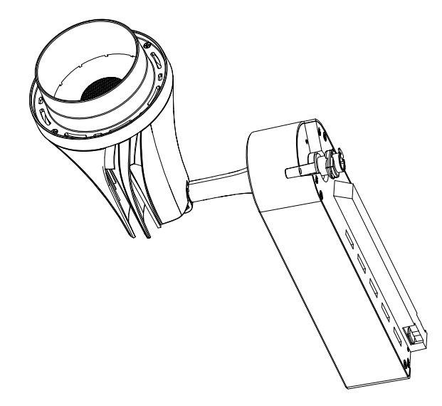 SUMBAO led tube light ROHs showcase L connector appearance