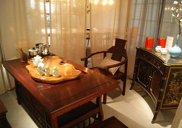 Chinese style tea table