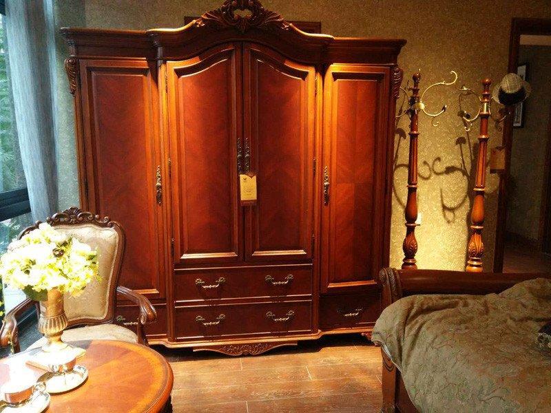 Artistic Dragon Wooden Door