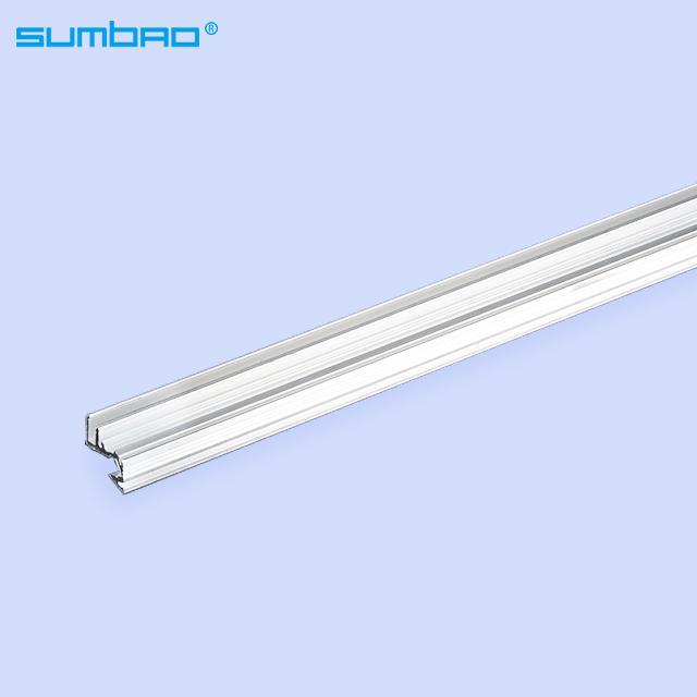 L1810 8w/meter SMD wardrobe led sensor light touch sensor switch led strip tube kitchen cabinet closet bed lamp night anti glare