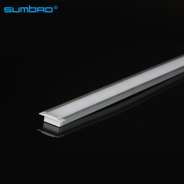 L2410 led SMD motion wardrobe led sensor light led strip tube free cutting kitchen cabinet closet bed lamp night no welding