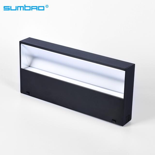 YDHCX-E new design 48V DC 10W 20W 30W LED Track Light LED Rail Spot Lighting track magnet light for shop windows and showcase