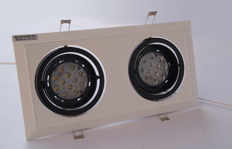 SUMBAO DW067 SUMBAO Professional Round Trim 10W Low Voltage Recessed Spotlights for High End Retail Shops, Residences Application LED Recessed Spotlight image3