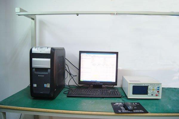 LED AOI Test System