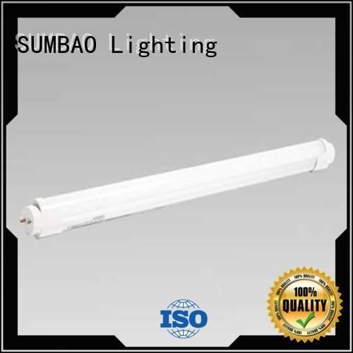 Wholesale retail Exhibition Rooms LED Tube Light SUMBAO Brand