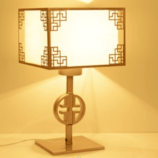 Chinese desk lamp