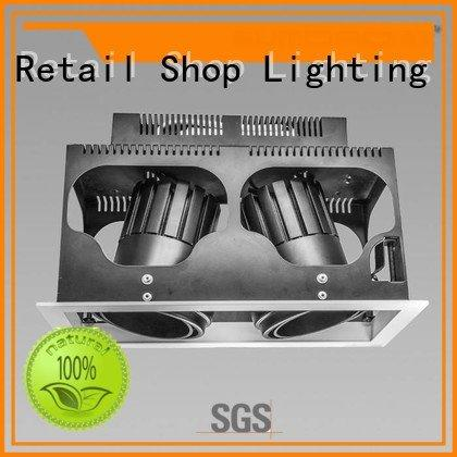 4 inch recessed lighting dw084 LED Recessed Spotlight Clothing store