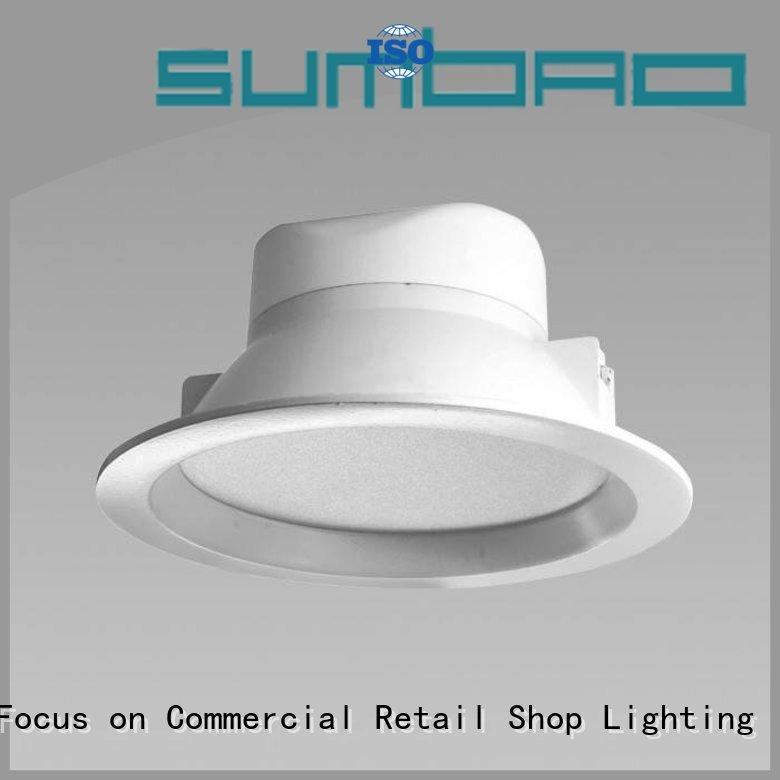 SUMBAO Brand Imported COB chip LED Down Light 100lmw factory
