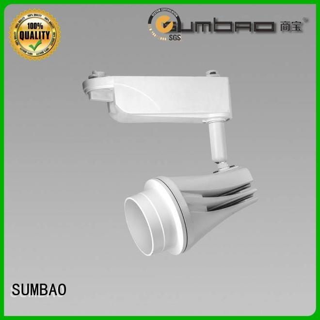 OEM track light bulbs application tk011 chip LED Track Spotlight