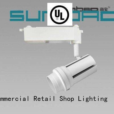 SUMBAO Brand 60° smart track light bulbs commercial dimmable