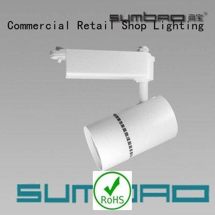OEM white led track lighting 10W angles 30w LED  Spotlight