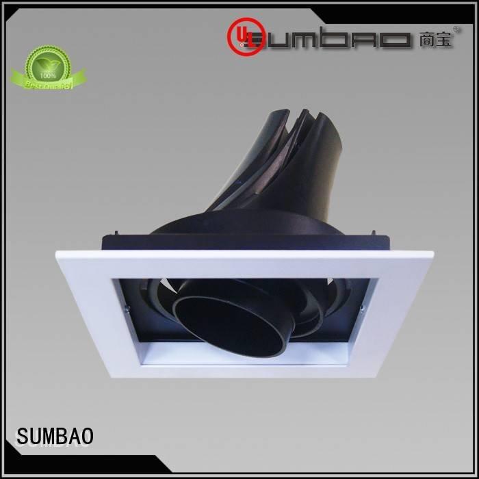 dw0722 downlighting dw0313 4 inch recessed lighting SUMBAO