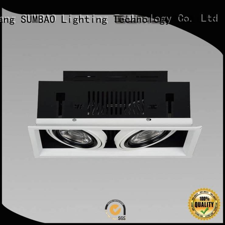 4 inch recessed lighting retail dw076 spotslow multihead SUMBAO