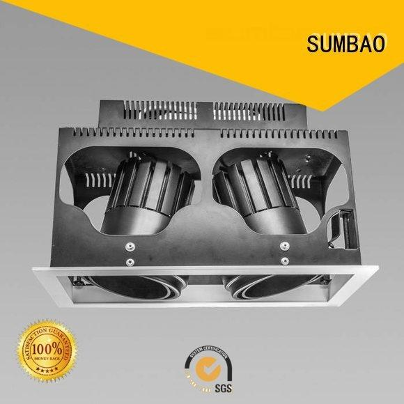 SUMBAO LED Recessed Spotlight 3x10W/3x18W dw0303 cree dw069