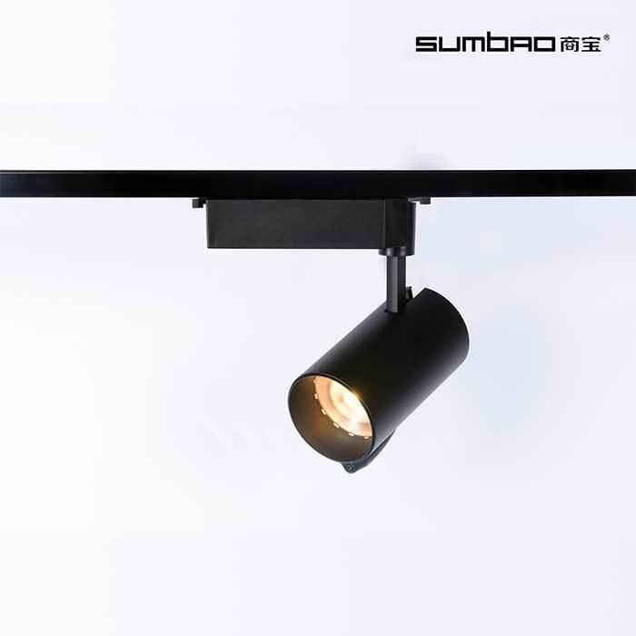 AI LED Track spotlight for clothes shop window