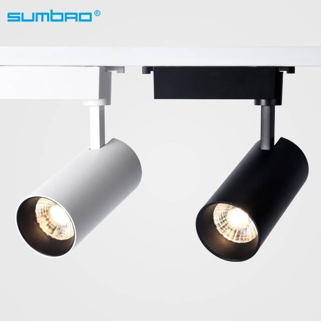 TK014 led track spotlight