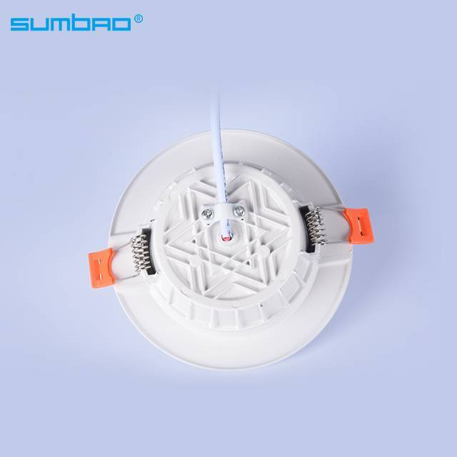 cheap FL012 FL013 FL014  LED downlight warm dimmable surface mounted ceiling round lamp 3 years warranty IP 20 lobby hallway hotel