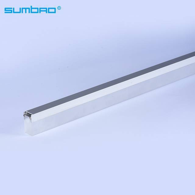 L1632 three side light led SMD hand sweep motion sensor led strip light warm wardrobe kitchen cabinet closet mirror
