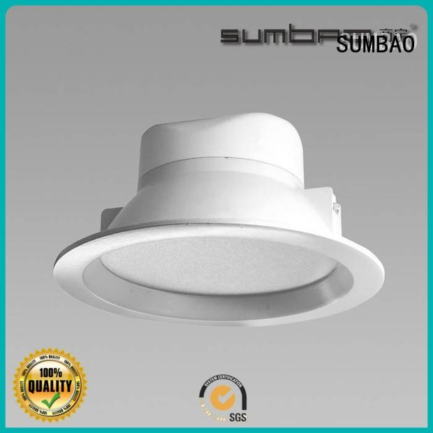 ∅180x85mm angles Exhibition room LED Down Light 100lmw SUMBAO