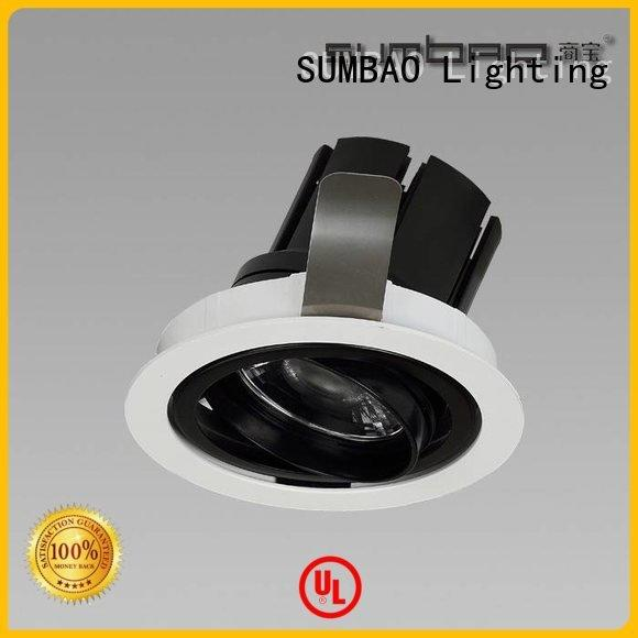 grid cob SUMBAO LED Recessed Spotlight
