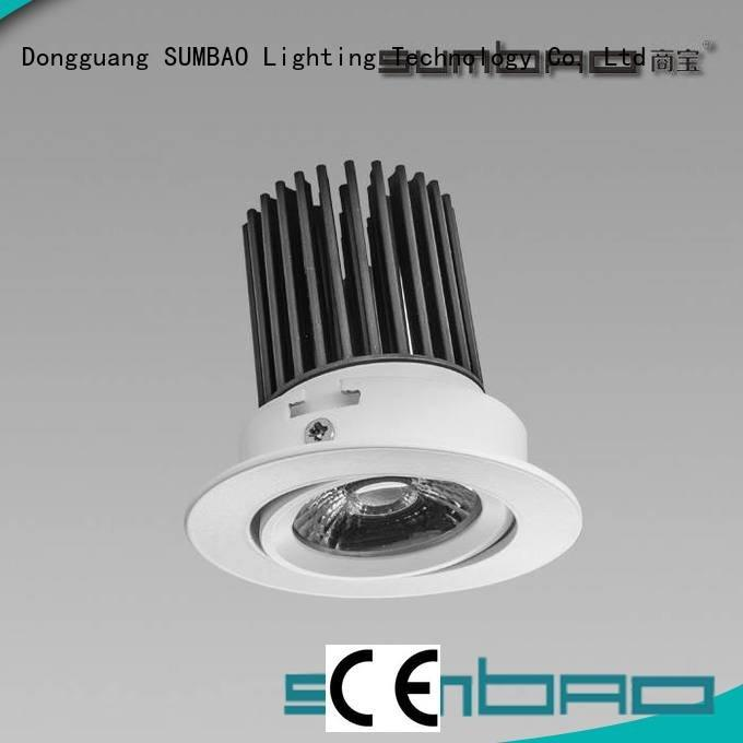 SUMBAO Brand dw0193 12° LED Recessed Spotlight 20° spots