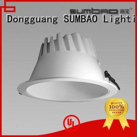 SUMBAO led downlighter lumen angles distinctive