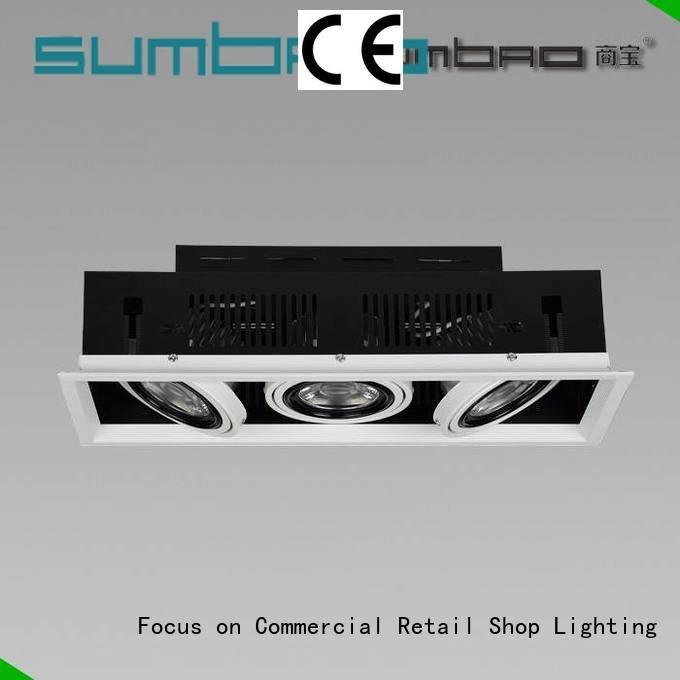 Hot best led recessed lights reviews cob 3000K recessed SUMBAO Brand