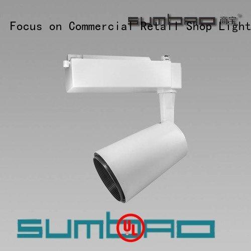 Hot track light bulbs range efficiency Dumb black SUMBAO Brand