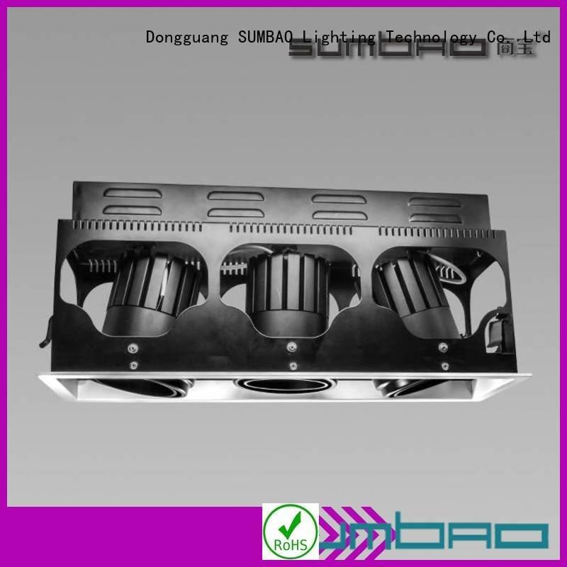 recessed dw073 ceiling  SUMBAO