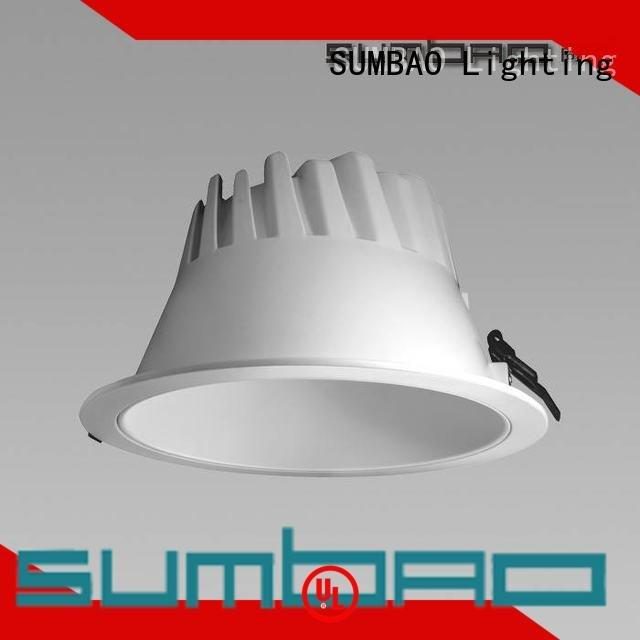 Furniture store Exhibition room commercial SUMBAO led downlighter