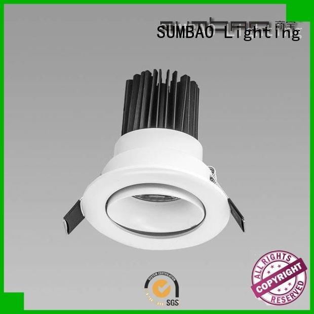 4 inch recessed lighting lamp 3000K LED Recessed Spotlight SUMBAO Brand