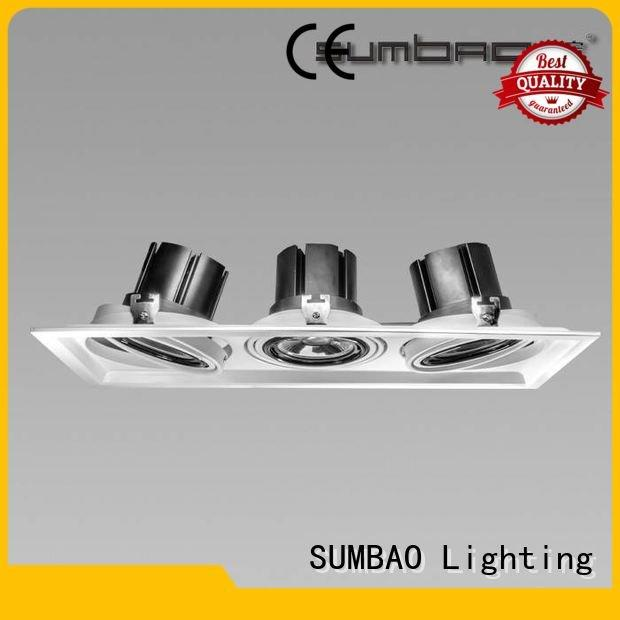 OEM LED Recessed Spotlight dw066 485x180x147mm 4 inch recessed lighting