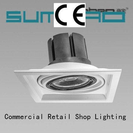 residences LED Recessed Spotlight customized dw0192 SUMBAO