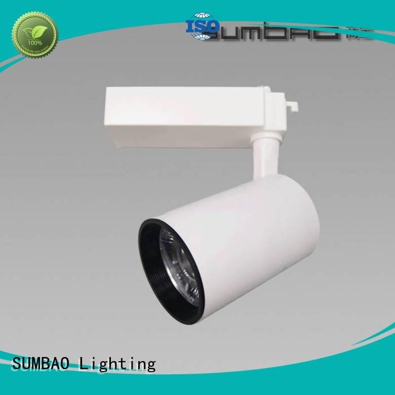 18w24w 3000K SUMBAO LED Track Spotlight