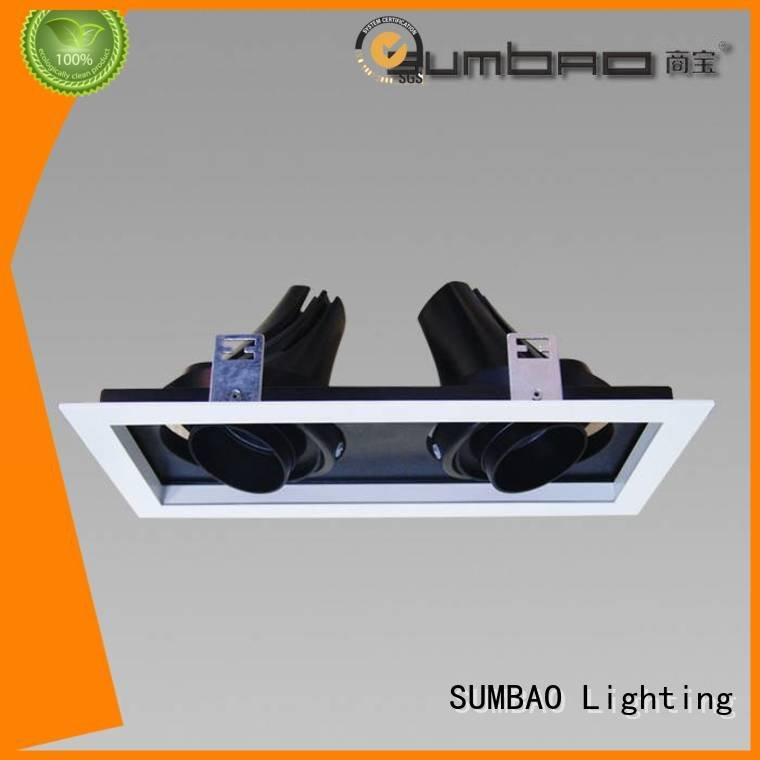 4 inch recessed lighting commercial LED Recessed Spotlight SUMBAO