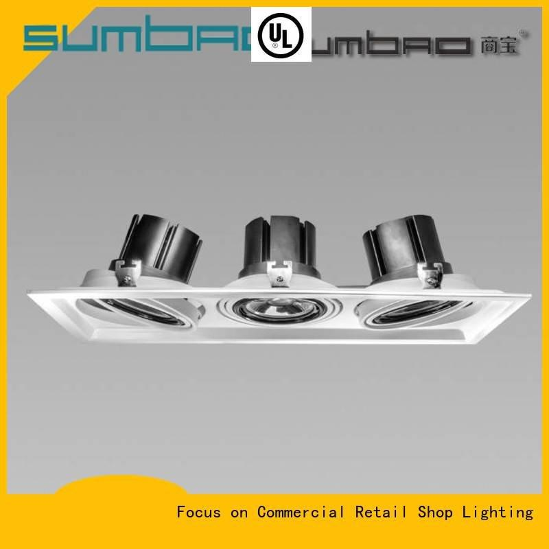dw066 shops LED Recessed Spotlight dw0152 SUMBAO