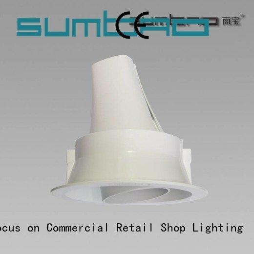 OEM 4 inch recessed lighting dw0153 5000K spotlights LED Recessed Spotlight