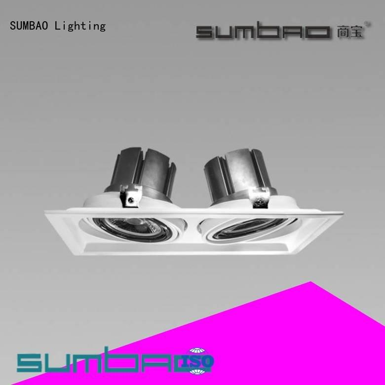 4 inch recessed lighting dw073 multi 18w SUMBAO