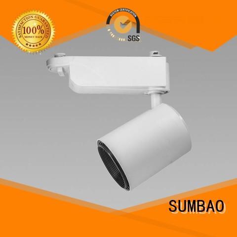 Custom angles LED Track Spotlight Furniture store SUMBAO