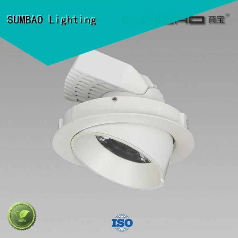 OEM 4 inch recessed lighting dw075 desk dw0661 LED Recessed Spotlight