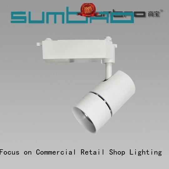 commercial 30w SUMBAO LED Track Spotlight