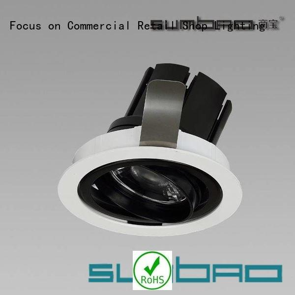 museums LED Recessed Spotlight SUMBAO 4 inch recessed lighting