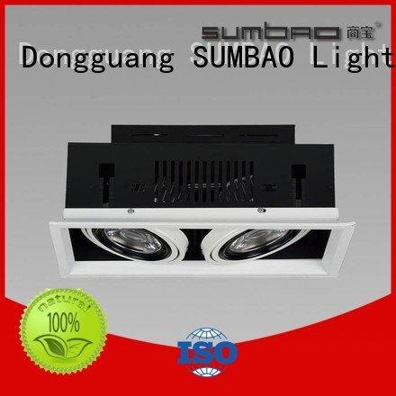 4 inch recessed lighting dw0522 square dw0281 SUMBAO