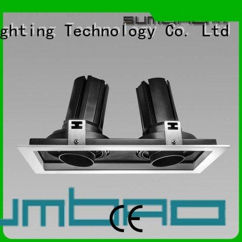 SUMBAO Imported COB chip LED Recessed Spotlight 485x180x147mm application