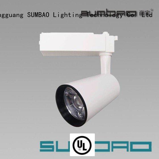 track light bulbs Exhibition room LED Track Spotlight SUMBAO