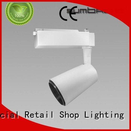 SUMBAO Brand distinctive track light bulbs Exhibition room Furniture store