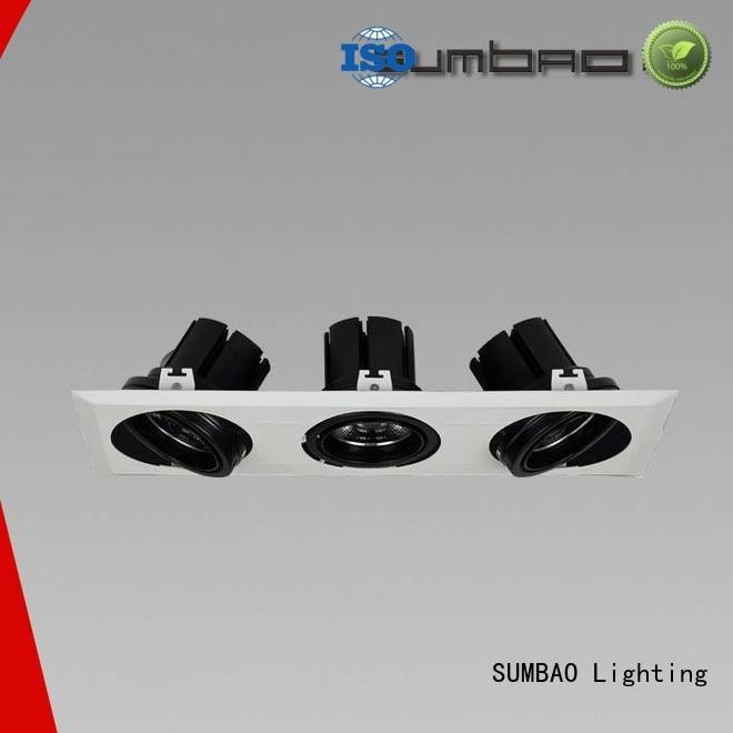 4 inch recessed lighting luminaires hotels high dw065