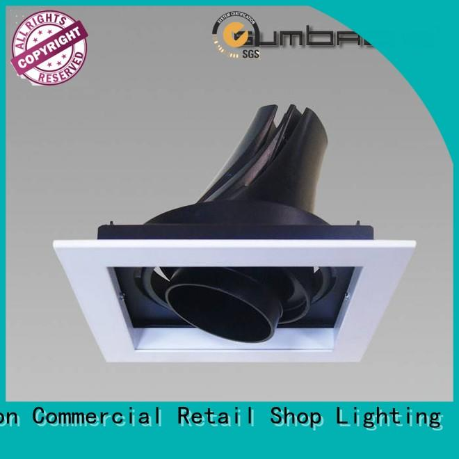 SUMBAO Brand multiple square LED Recessed Spotlight manufacture