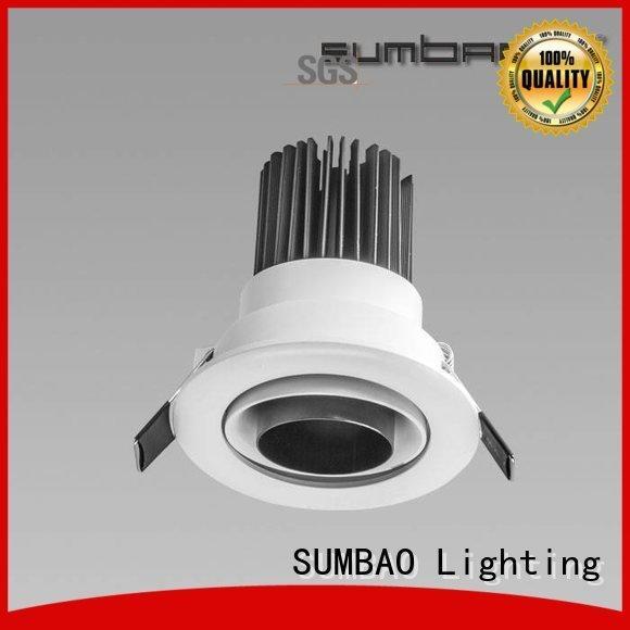 SUMBAO voltage LED Recessed Spotlight dw0522 5000K