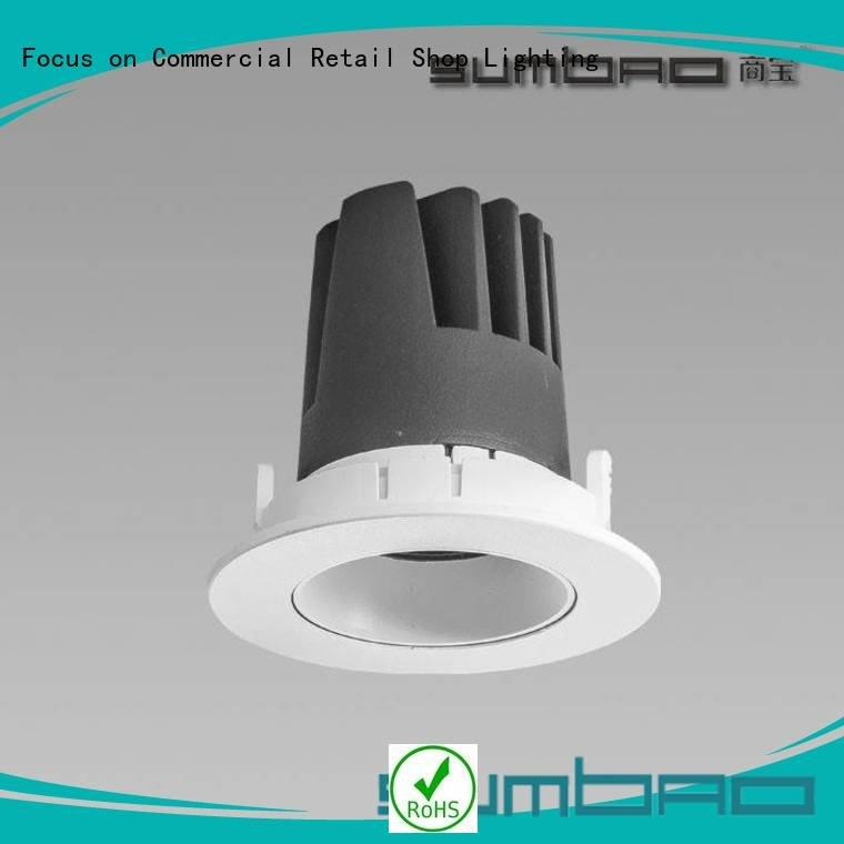 Wholesale 18w dw0311 LED Recessed Spotlight SUMBAO Brand